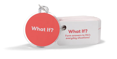 What If? Chat Ring by SimplyFun