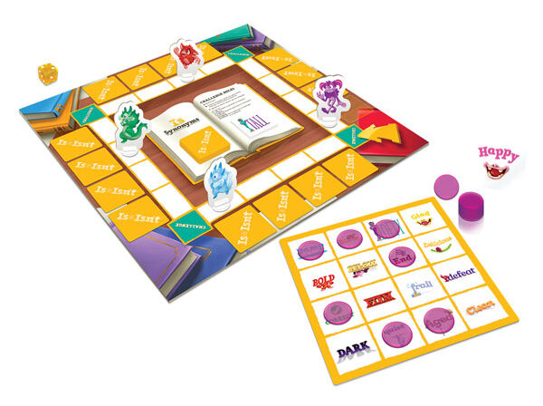 Is or Isn't, a vocabulary-building game from SimplyFun