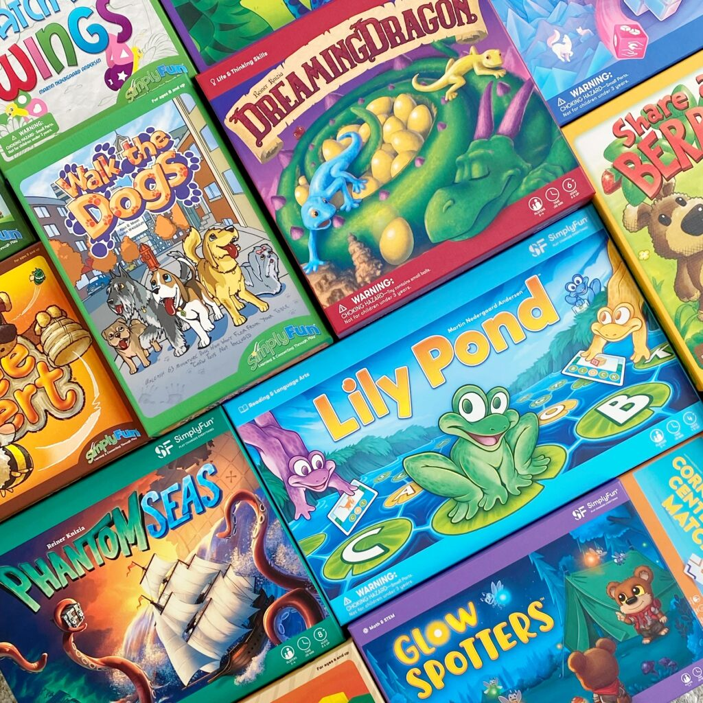 top-selling board games 2020