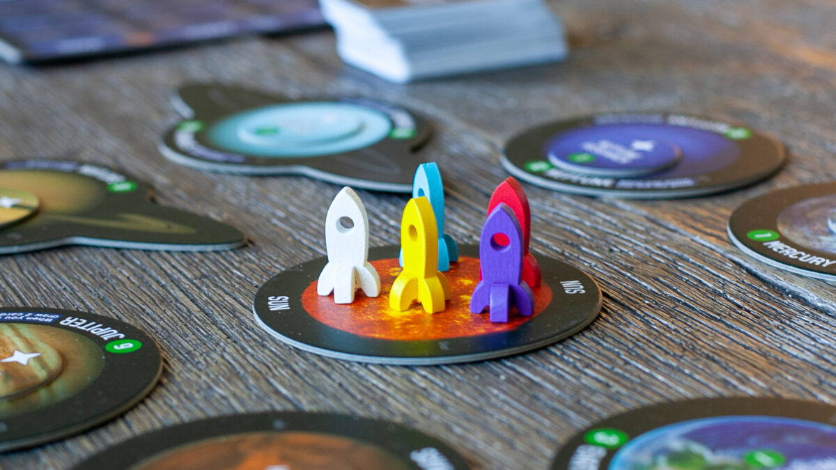 Explore space with Planet Voyagers, the newest educational game from SimplyFun.